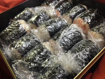 姫路 kagen 特製 お弁当 おにぎり
