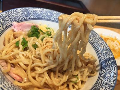 姫路 ラーメン タンメン姫路 油そば 太麺