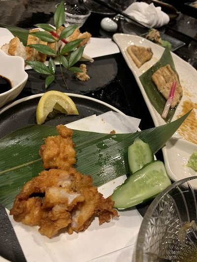 姫路 和食とお酒のお店 夢番地 蒸し穴子
