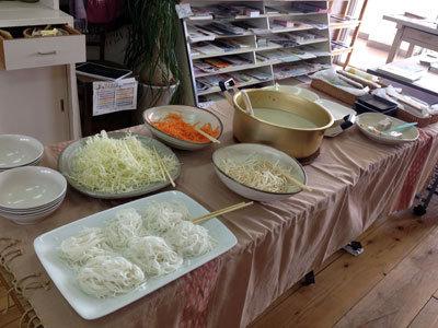 姫路 ラオス食堂 ヌードル