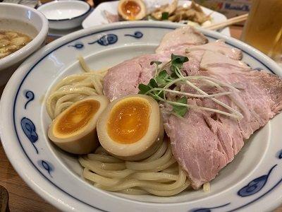 大阪 サバ6製麺所 つけ麺