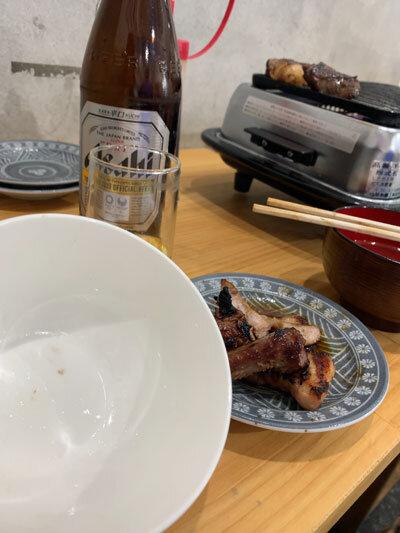姫路 肉家まるまさ 焼肉ランチ 濃い肉