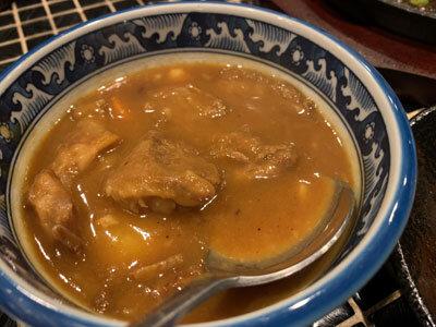 姫路 焼肉 ホルモン 五味屋 カレー