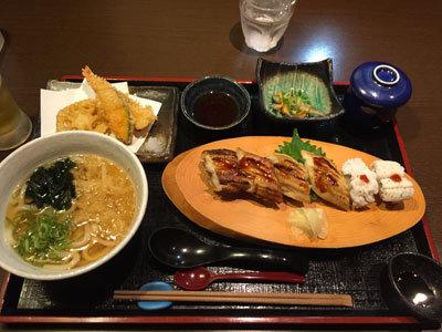 姫路 創作料理 一張羅 ランチ 寿司