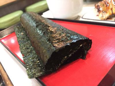 姫路 勝三 寿司 鉄火巻き