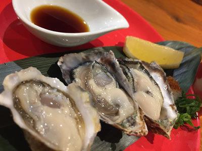 姫路 寿司 アバンサール 酢牡蠣