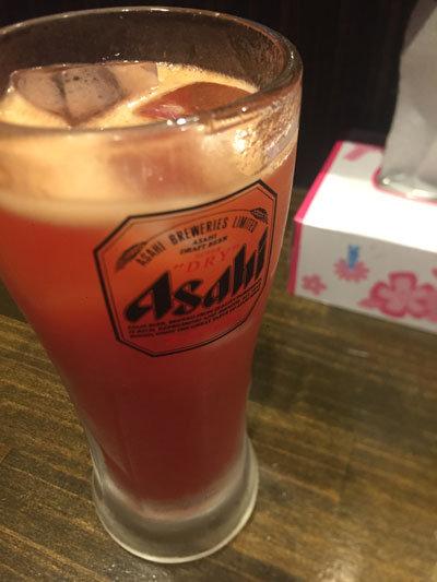 姫路 立呑み めぐみ家 トマトビール