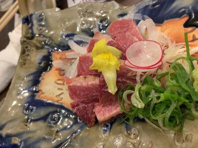 姫路 居酒屋 魚っと ほほ肉炙り