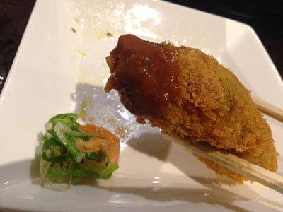 赤穂 牡蠣 かましま 牡蠣フライ デミソース