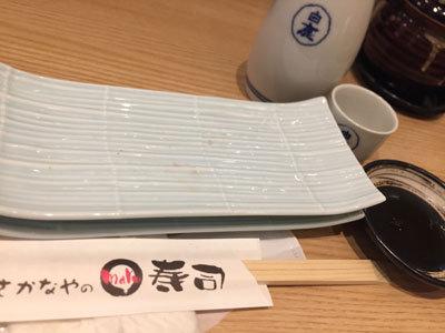 大阪 寿司 さかなやのmaru寿司