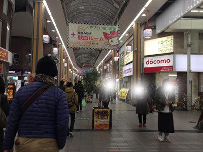 姫路駅前 キャッチ