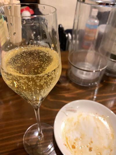 姫路 kagen スパークリングワイン