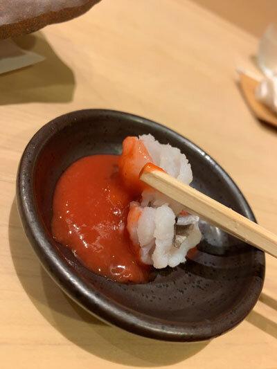 姫路 寿司 松葉寿し 鱧 梅肉