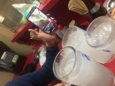 姫路 富士ラーメン チューハイ 乾杯