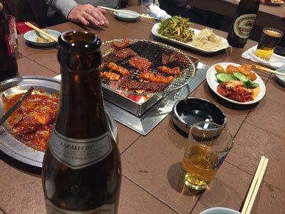 神戸 新長田 炭火焼肉 のぎく 焼き肉