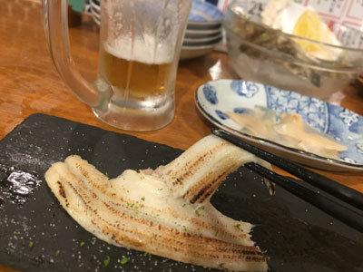 姫路 フェスタバル 2018 姫路酒肴 魚寿司 穴子