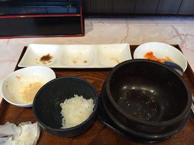 姫路 ランチパスポート 韓国料理 李家房 ボリューム満点
