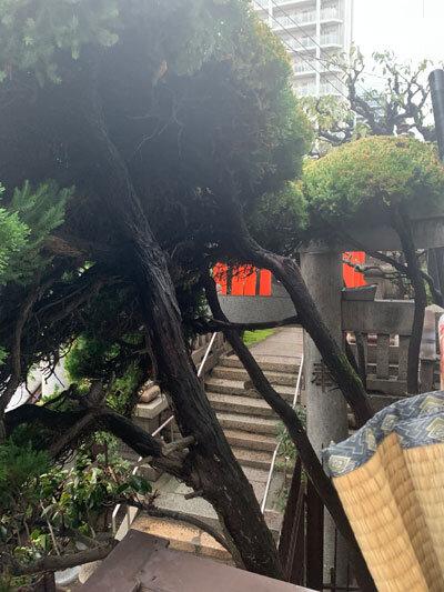 神戸 松尾稲荷神社