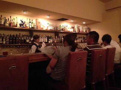 西明石 Bar 眞