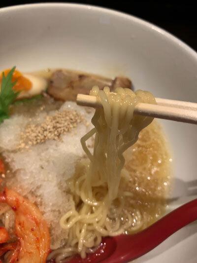 姫路 麺や 六三六 冷麺