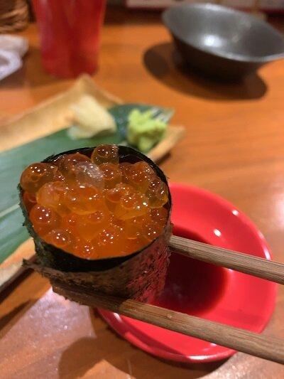 姫路 寿司バル アバンサール いくら