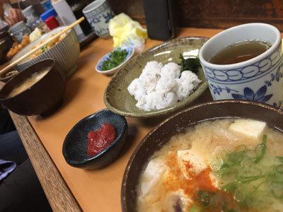 姫路 福十食堂