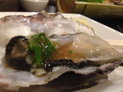 赤穂 牡蠣 かましま 生牡蠣 梅肉ソース