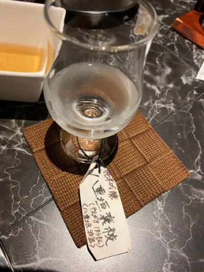 姫路 創作料理 夢番地 日本酒