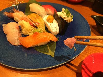 姫路 寿司 アバンサール 寿司