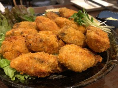 赤穂 牡蠣 かましま カキフライ