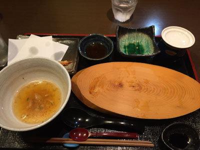 姫路 創作料理 一張羅