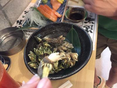 姫路 山陽電車高架下 立ち飲み 魚屋 亀の手