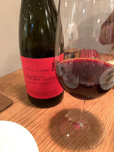 姫路 ビストロ Aigrette 赤ワイン