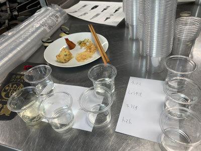 姫路 レンコン 播磨 日本酒 テイスティング