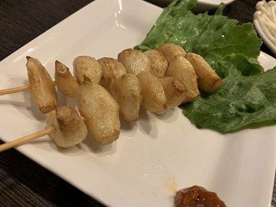 垂水 韓国家庭料理 Mokcha ニンニク