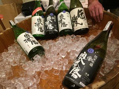 姫路 播磨 日本酒 イベント 美酒美食の宴 奥播磨