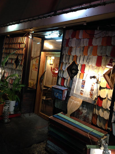 神戸 西元町 のらまる食堂