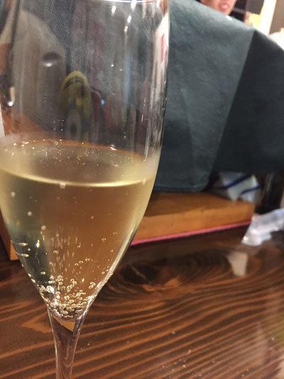姫路 wine space kagen スパークリング