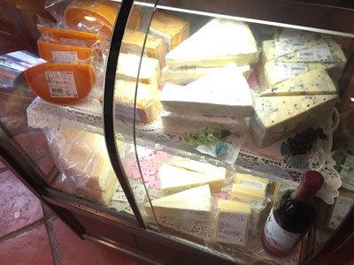 神戸 元町 ちーず屋 チーズ小売