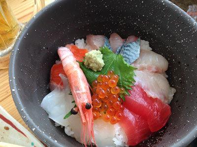 姫路 妻鹿漁港 とれとれ市場 海鮮丼
