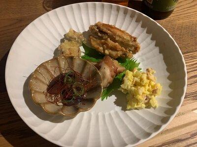 有馬温泉 Fish house cafe ワンプレート
