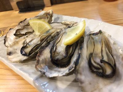 姫路 牡蠣 マルホウ 蒸し牡蠣