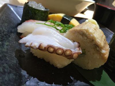 明石 魚の棚 あかし亭 お寿司 お米