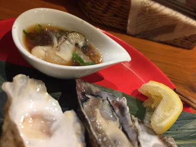 姫路 寿司 Bar アバンサール 酢牡蠣