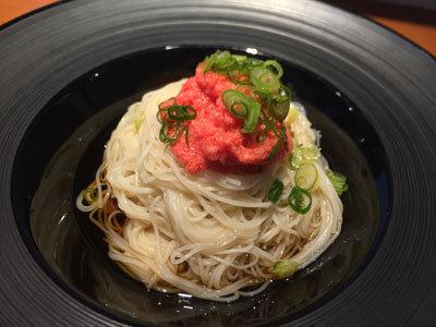 姫路 Cafe ダイニング 千 Sen 素麺