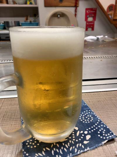 姫路 お好み焼き 鉄板焼き きゃべつ 生ビール