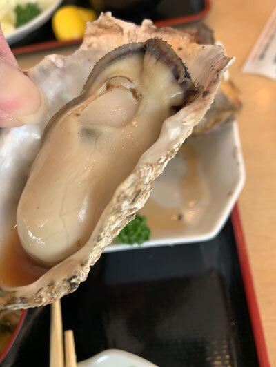姫路 天晴水産 みのり家 牡蠣