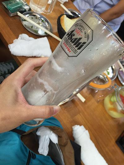 生ビール ちょろいもん