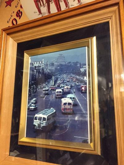 昔の姫路駅前の写真