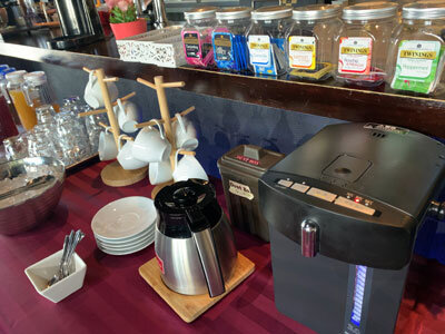 姫路 ランチ セバスチャンダイニング 紅茶